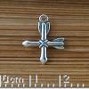 Arrows Cross Charm