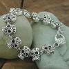 Tiki Skull Bracelet