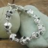 Helmet Skull Bracelet