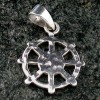 The Wheel Pendant